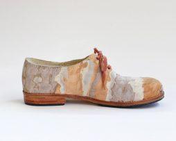 Chaussures basses Mix One Cut – Brun pâle